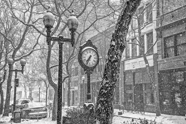 Winter Clock #2