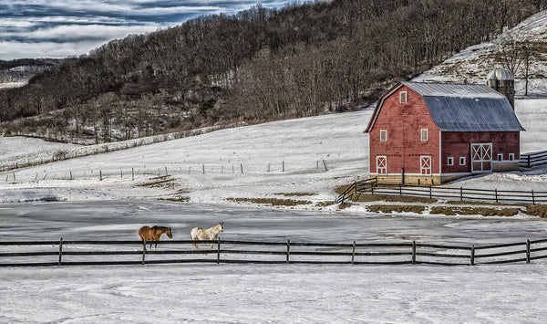The Barn, Pocahontas County