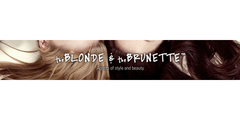 the blonde and the brunette - Aug 2013