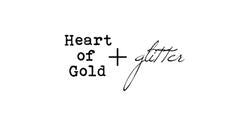 Heart of Gold & Glitter - Oct 2013