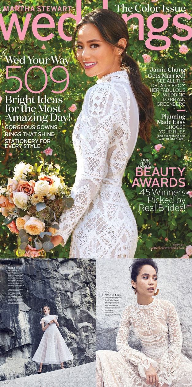 Martha Stewart Weddings - Sep 2016