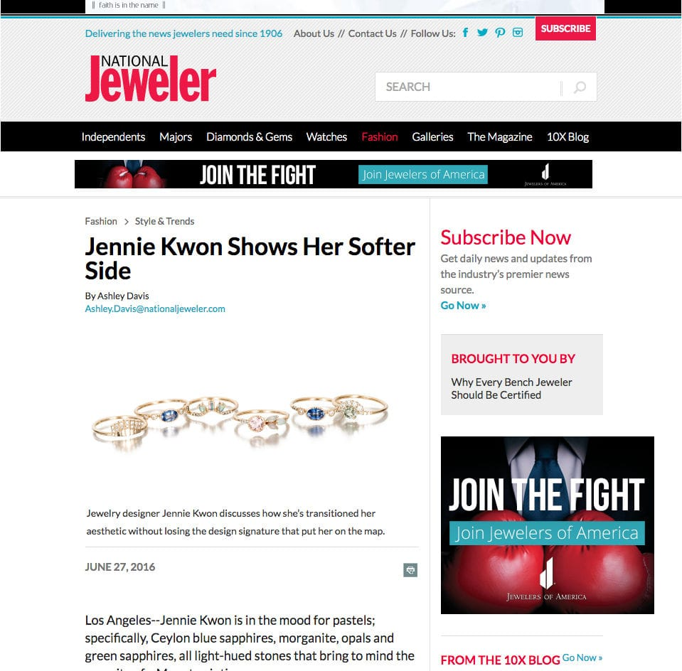 National Jeweler - Jun 2016