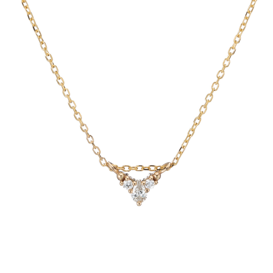 DIAMOND PEAK NECKLACE