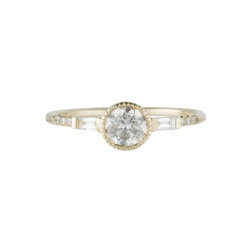 Diamond EJ Ring