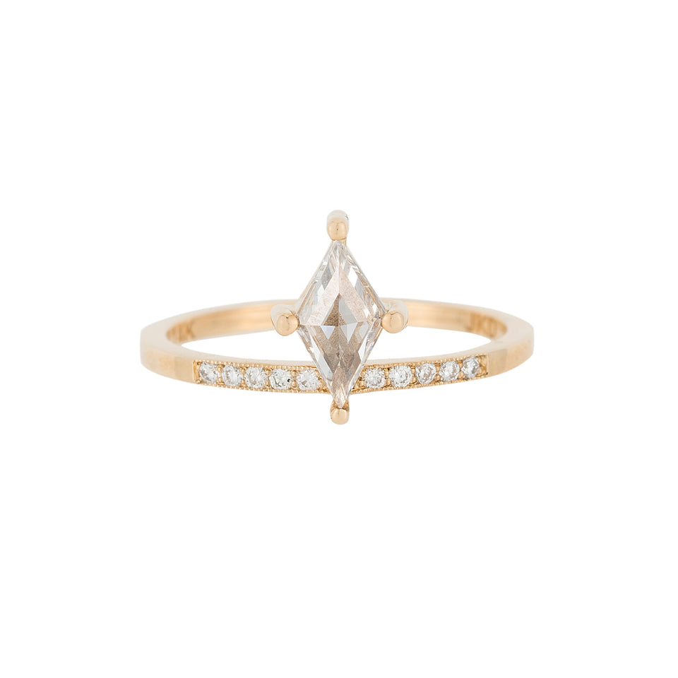 DIAMOND KITE BALANCE RING