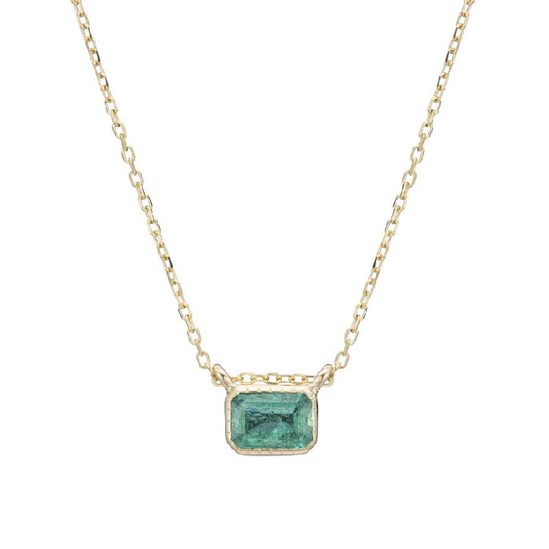 Emerald Lexie Necklace
