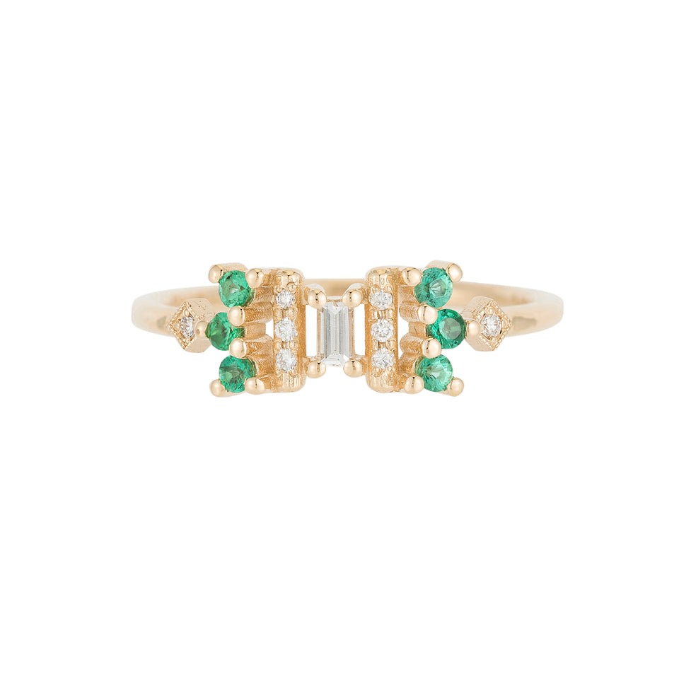 Emerald Noey Ring