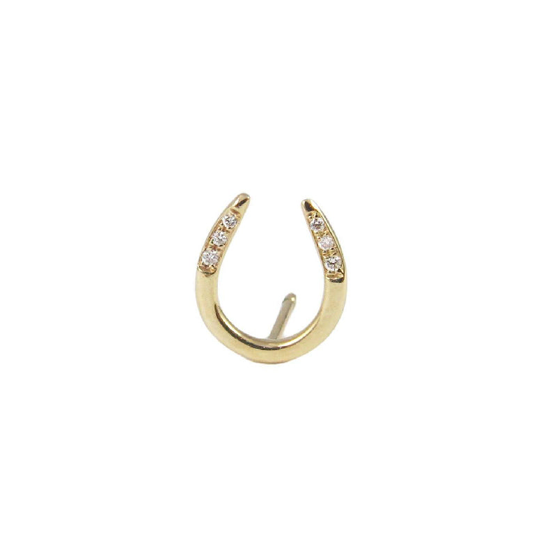 Horseshoe Stud (Single)
