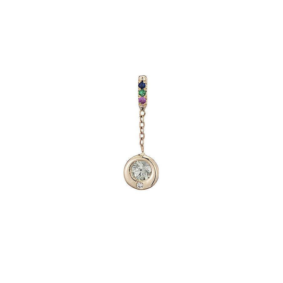 RAINBOW HOPE EARRING (SINGLE)