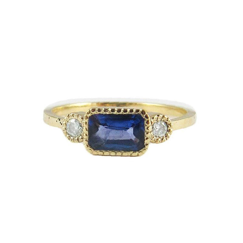 Tanzanite Lexie Ring