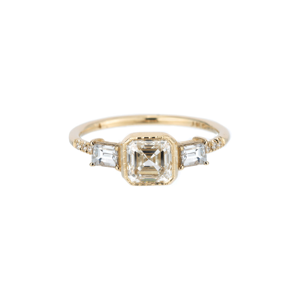 DIAMOND FORTE RING