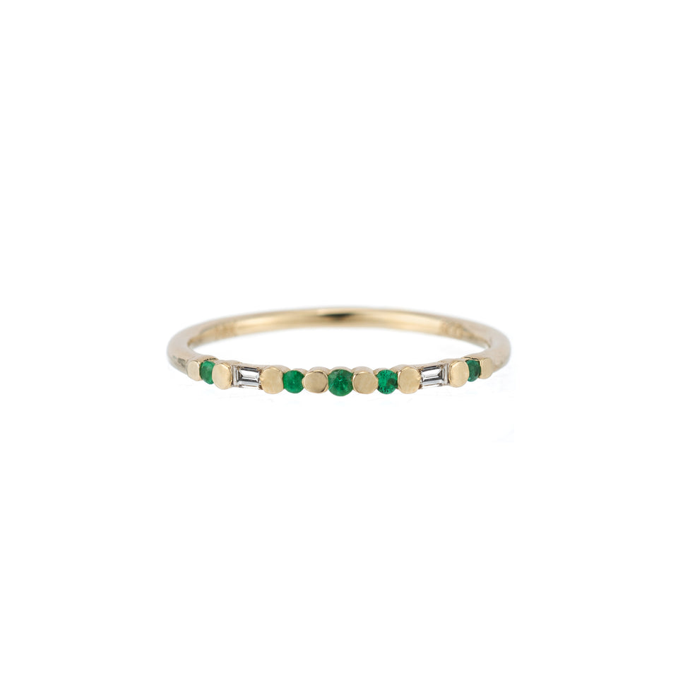 EMERALD ETUDE RING