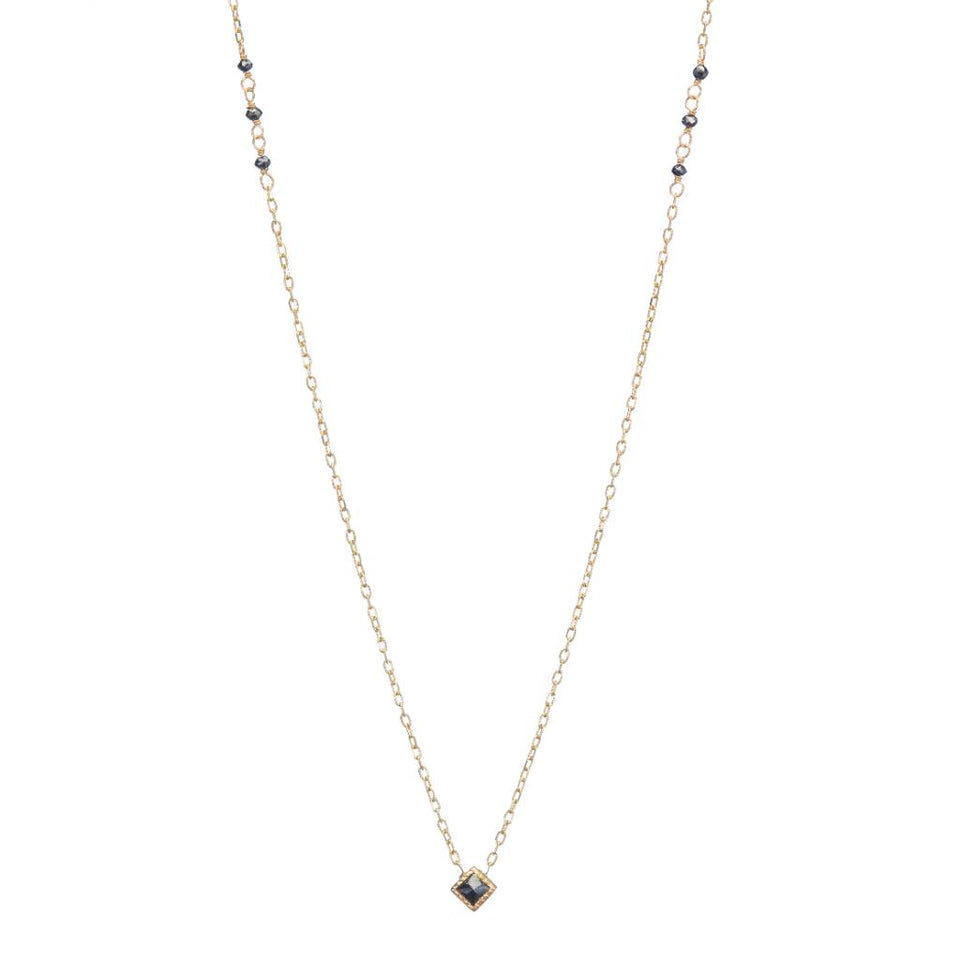 Black Diamond PC Necklace