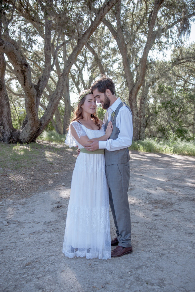 Nicole & William's Wedding - Denise Dress by SuzannaM Designs 2