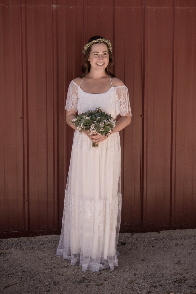 Nicole & William's Wedding - Denise Dress by SuzannaM Designs 1