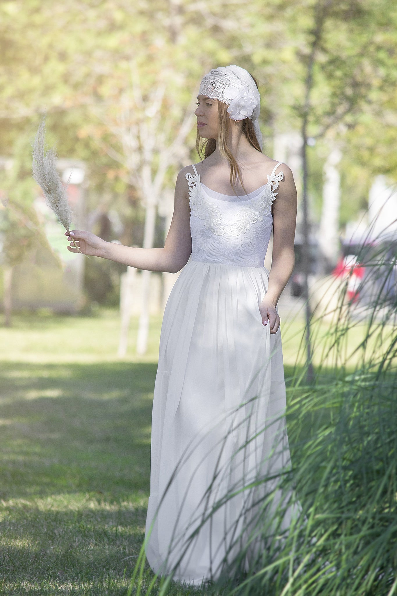 Abelie Handmade Bridal Dress