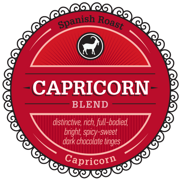 Celebrating Capricorn with our Featured Birthday Blend
