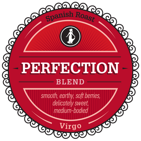 "Celebrating Virgo with our Featured Birthday Blend - ""Perfection"""