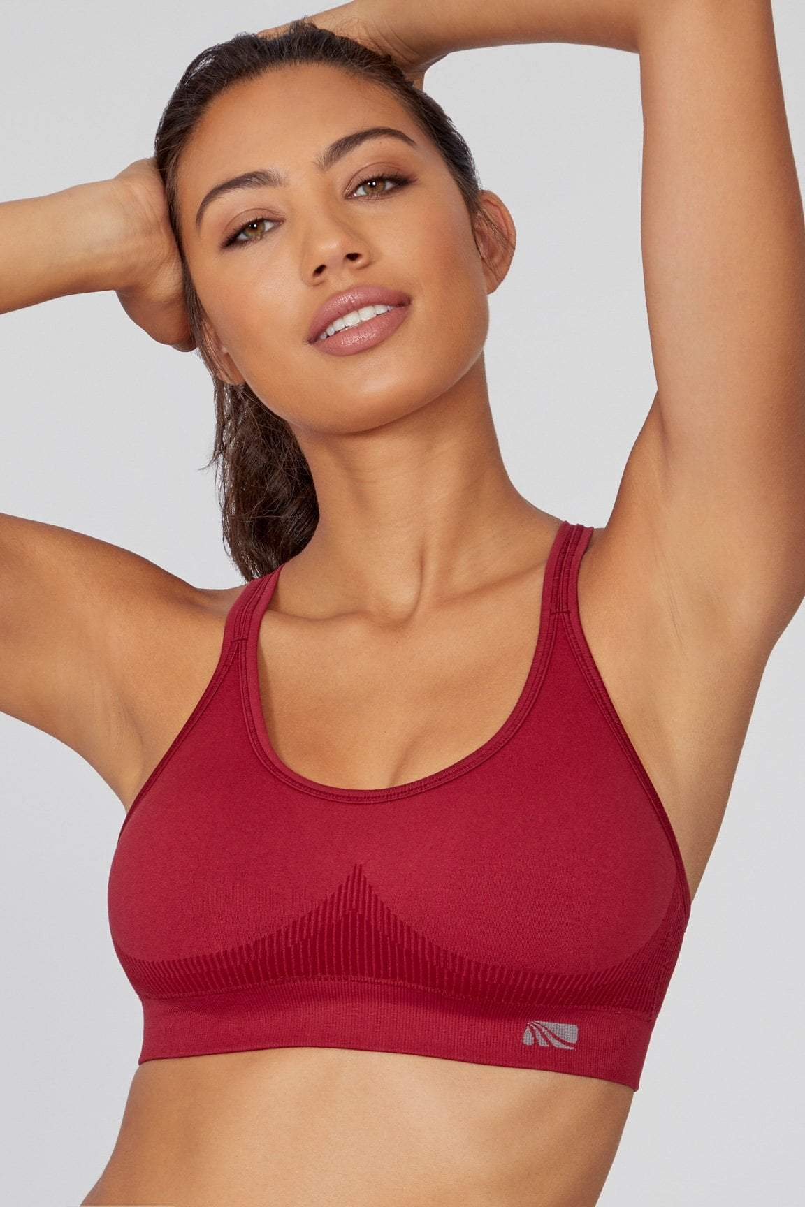Daisy Sports Bra (Biking Red)