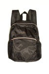 Ellie Packable Backpack (Black)