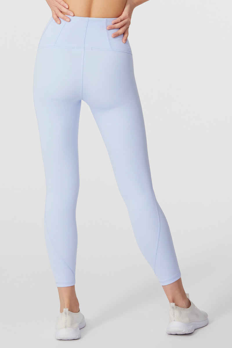 Carina Ankle Legging (Periwinkle)