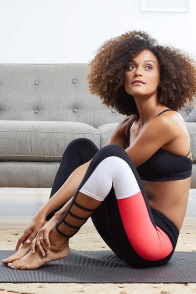 Ellie Fit To Be Seen Activewear Collection