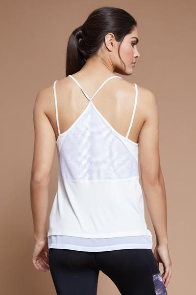 Harlow Singlet (bright white)