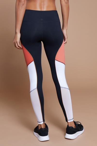 Layla Legging (black/bright white)