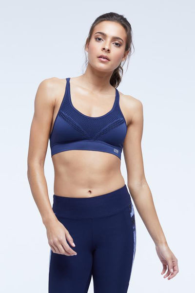 Skylar Sports Bra (peacoat)