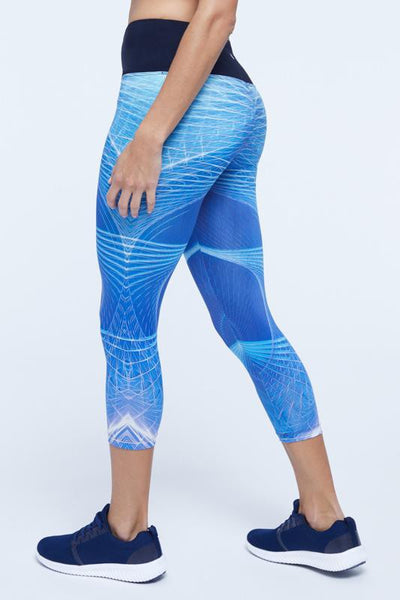 Engineered Ankle Tight (blue)