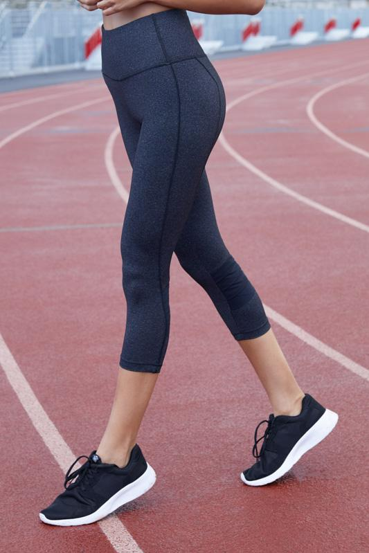 London Legging (heather black)