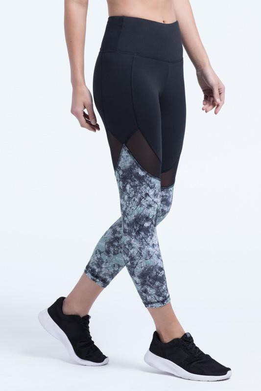 Marley Ankle Legging (chinois green)