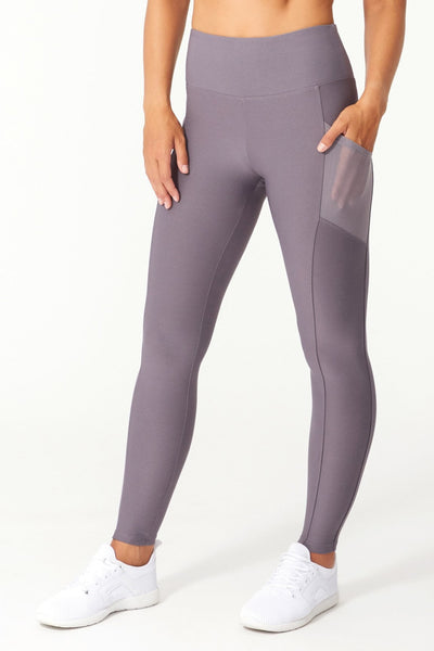 Molly Side Pocket Legging (shark)