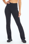 Flex Barely Flare Pant (Black)