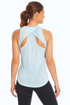 Racerback Tank (Dream Blue)