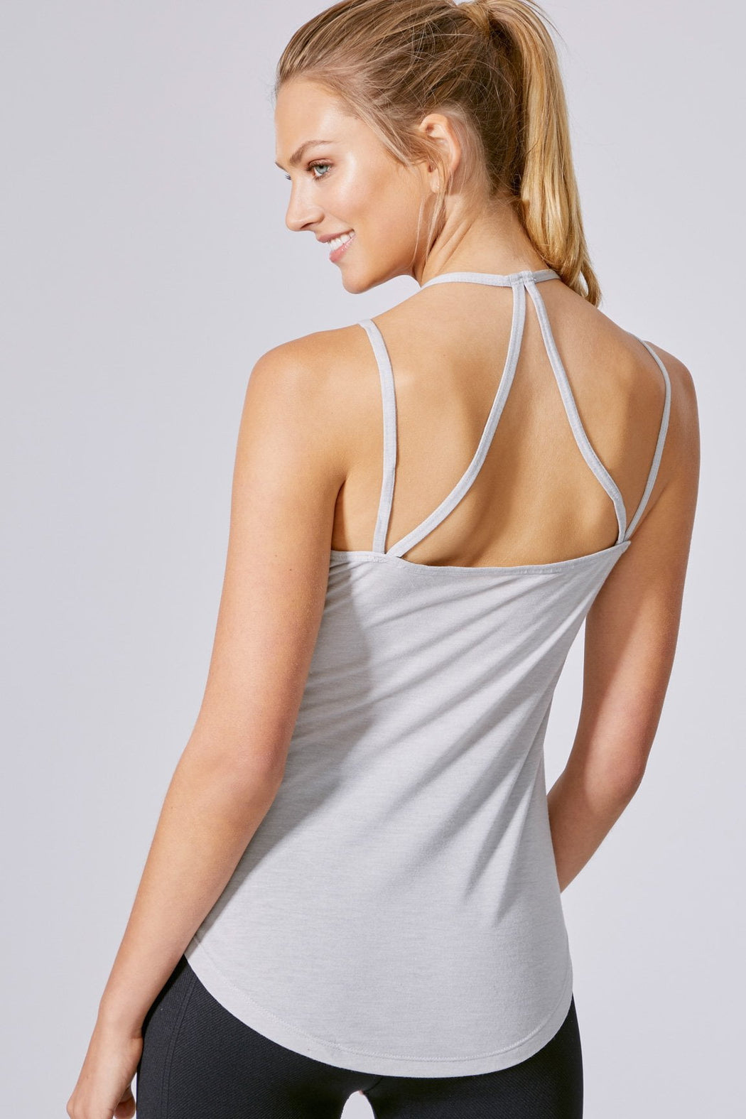 Elsie Tank (Heather Grey)