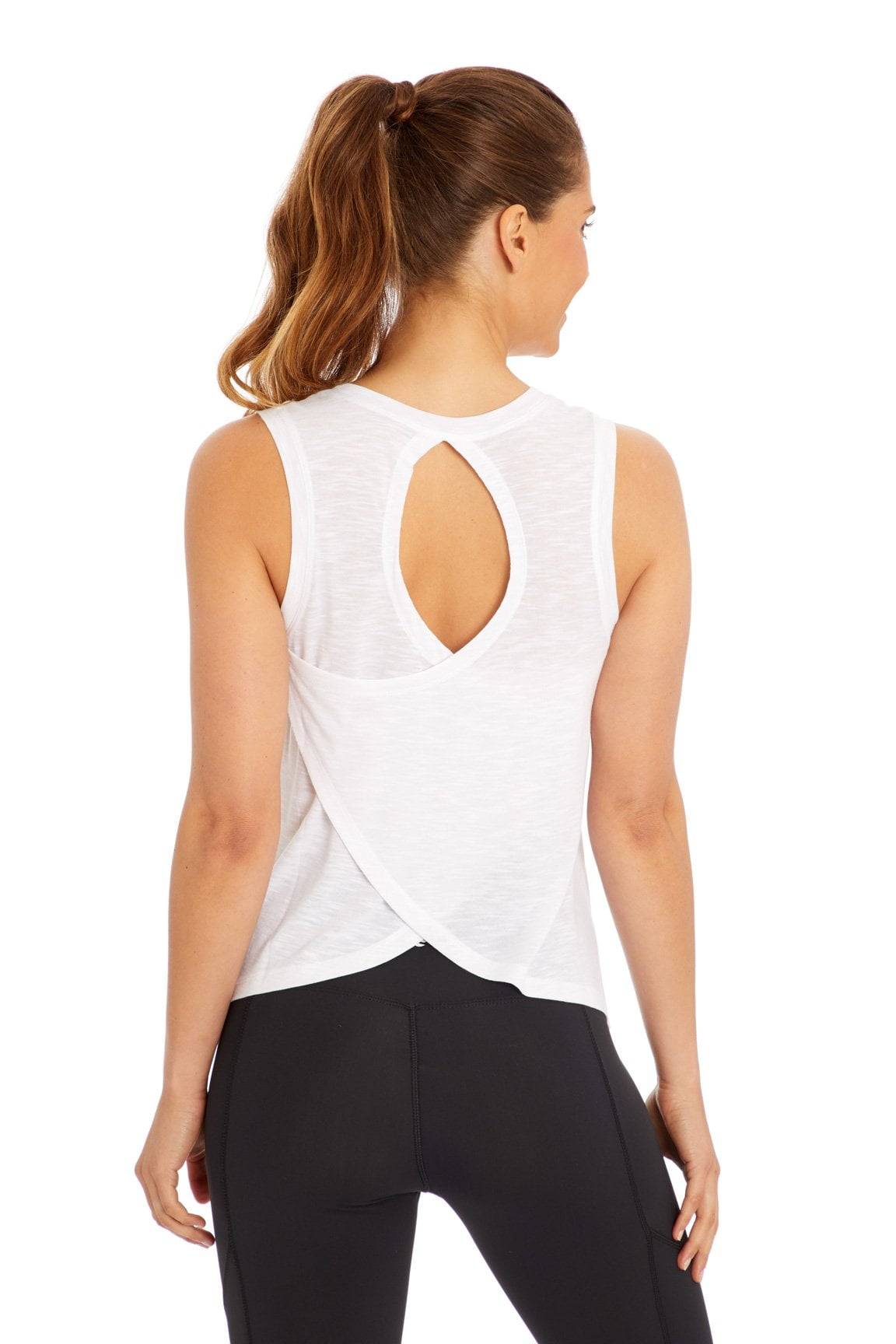Canyon Singlet (White)