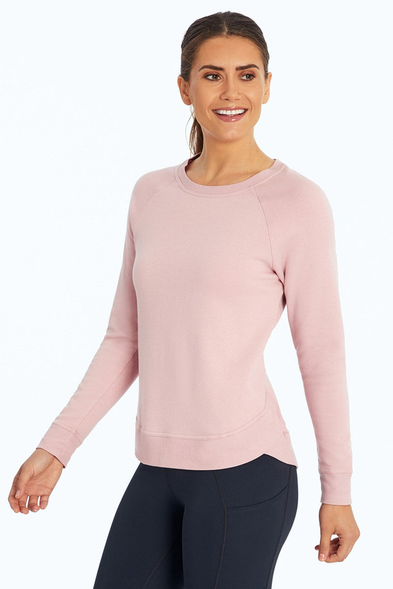 Maison Pullover (Zephyr Pink)