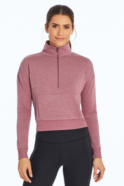 Jules Pullover (H. Crushed Berry)