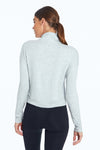 Julia Pullover (Light Heather Grey)