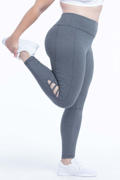 Molly Legging (heather grey)