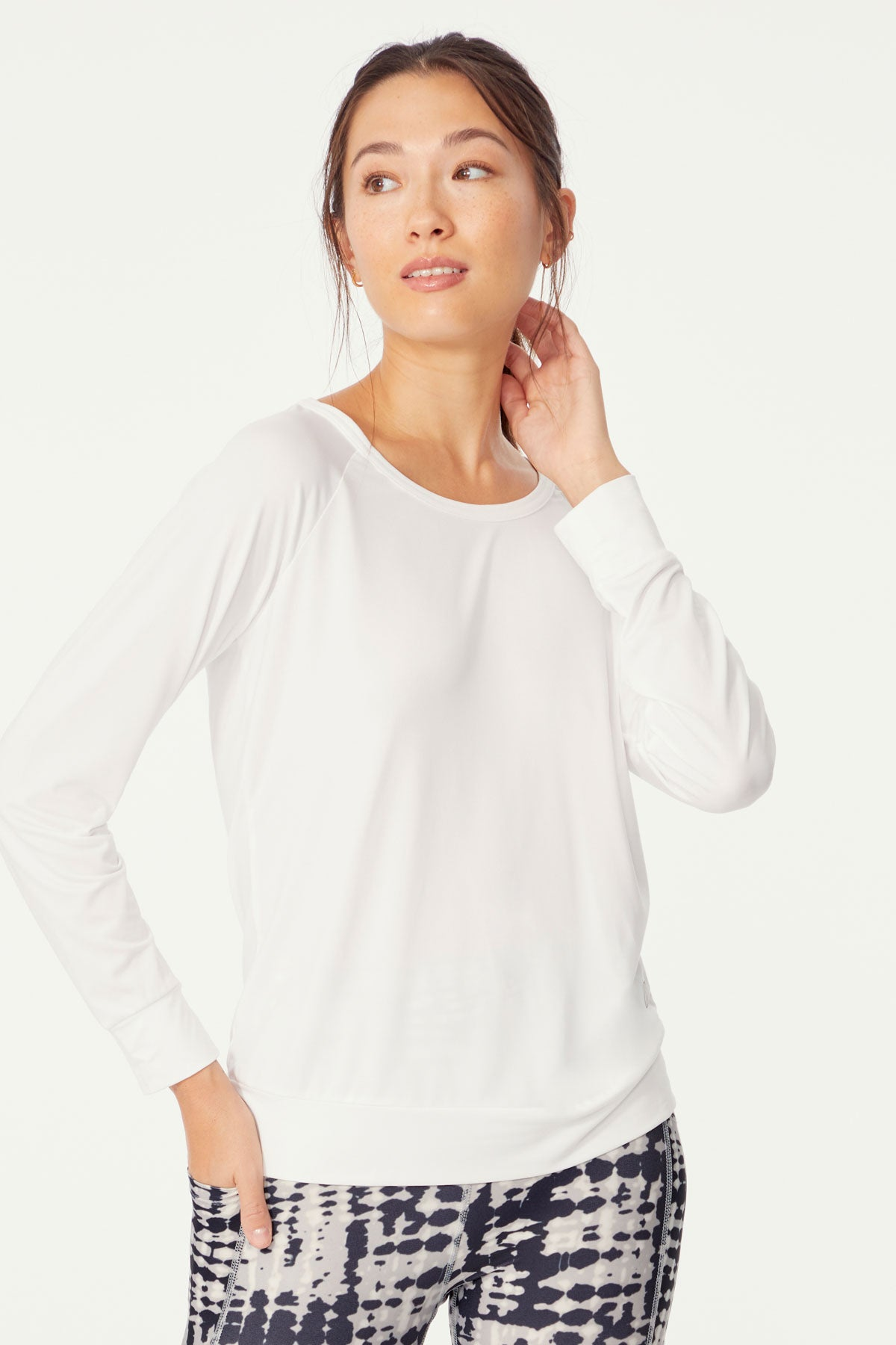 Lively Layering Top (White)