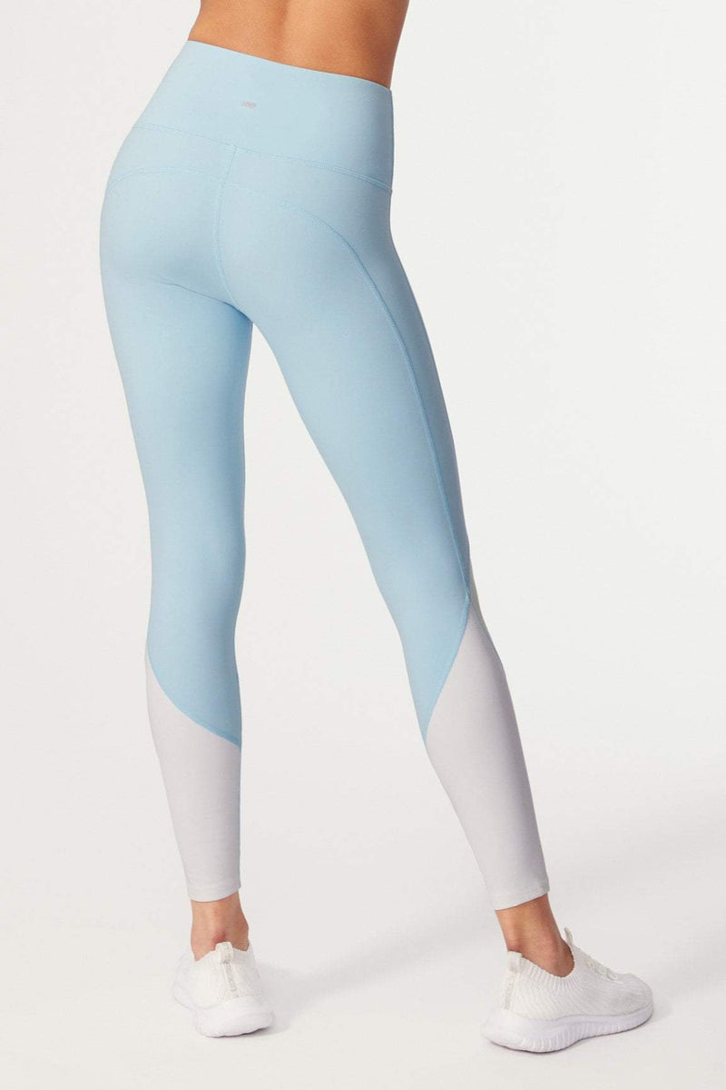 Brooklyn Ankle Legging (Dream Blue/ Ambrosia)