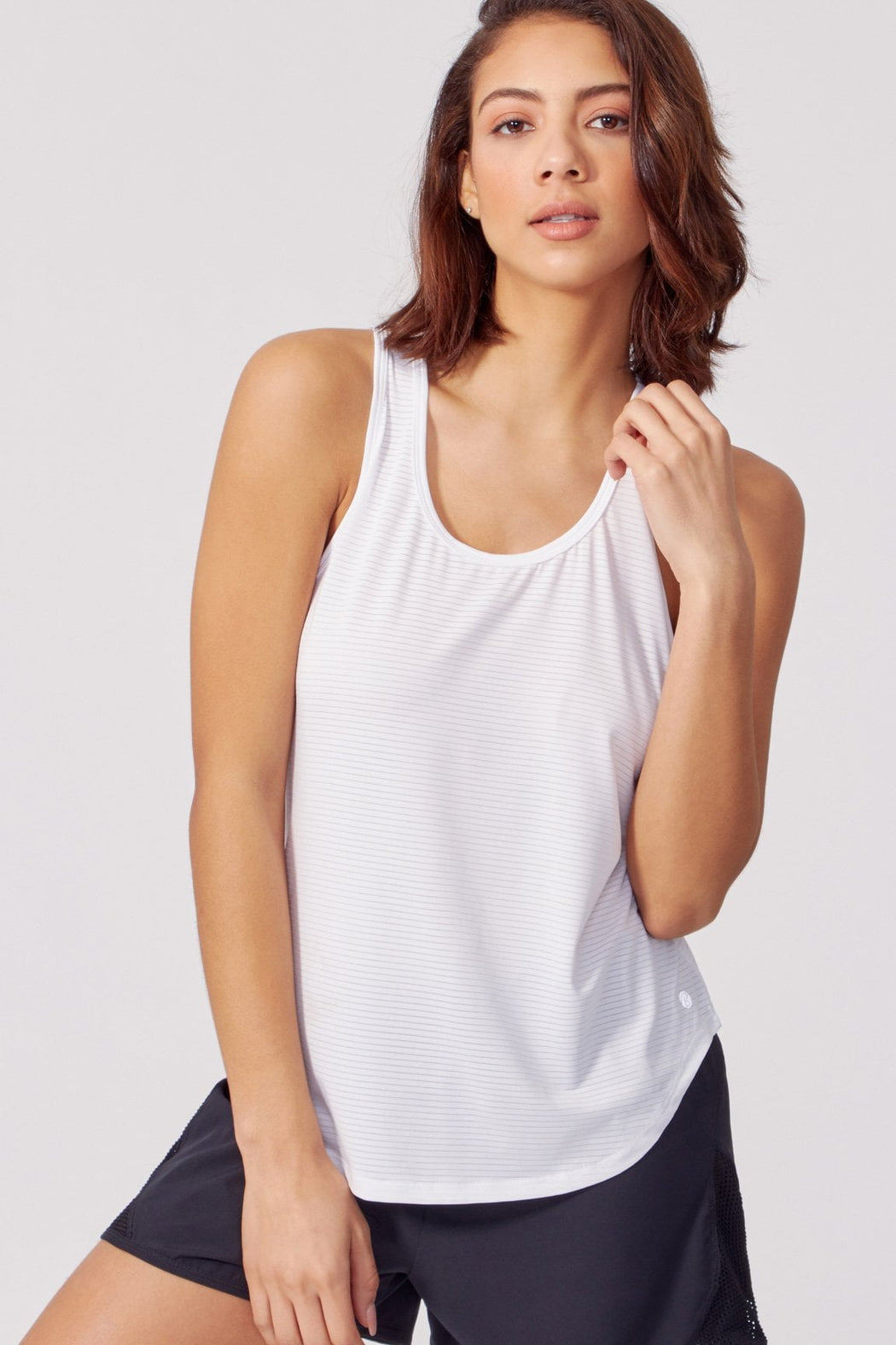 Twisted Tank (White)