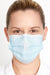 Disposable Face Mask 3-Ply, 50 Count