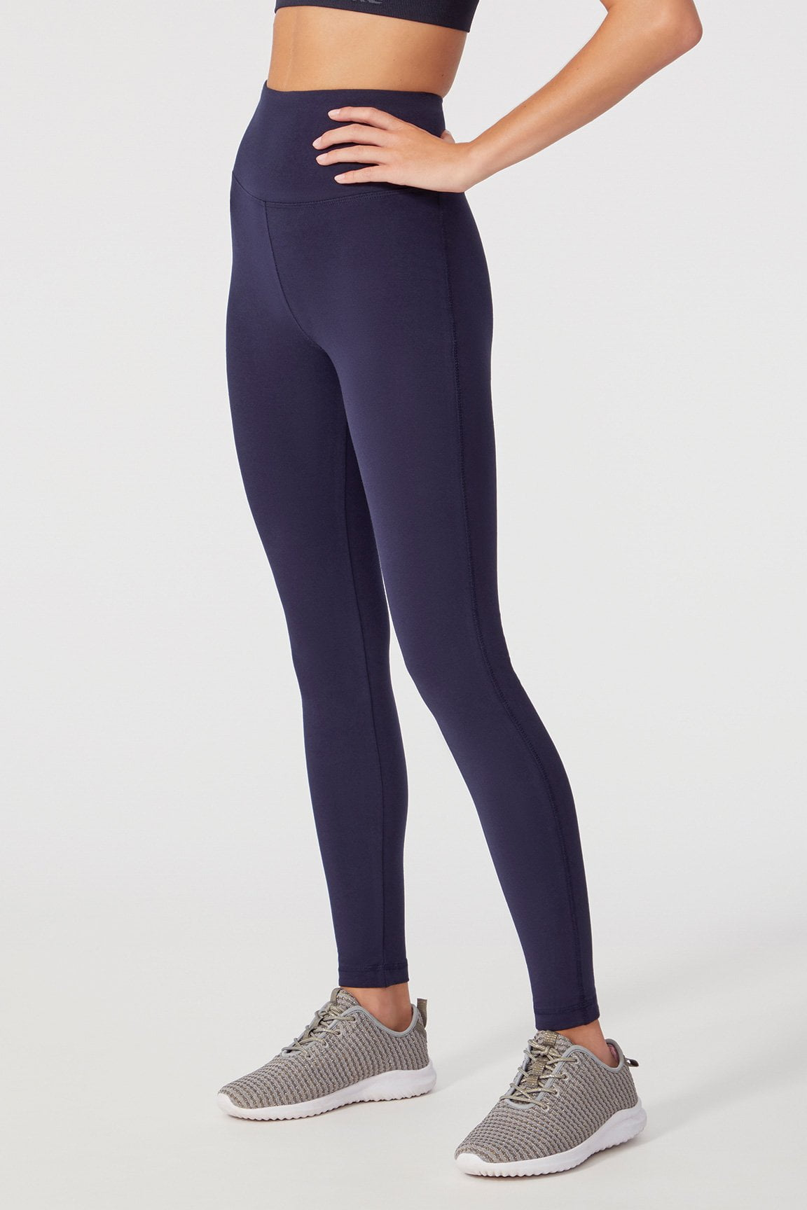 Camille Tummy Control Legging (Midnight Blue)
