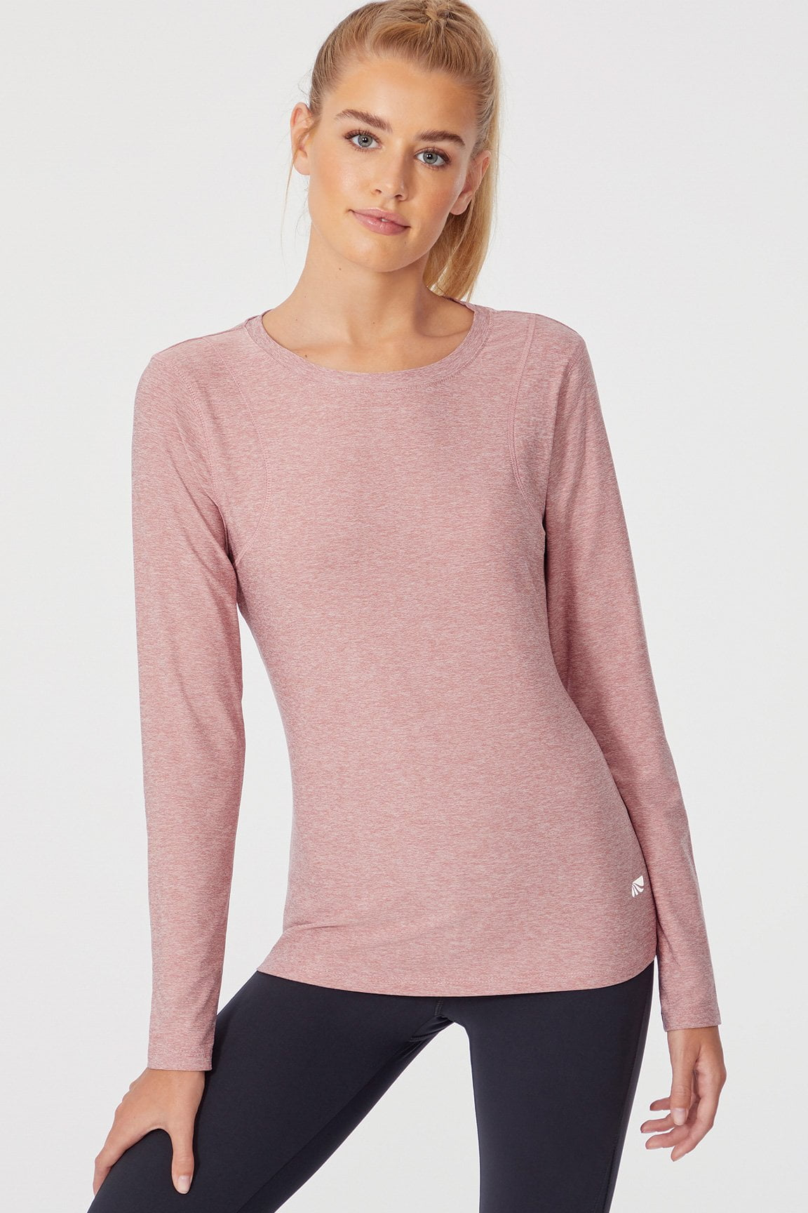 Finish Line Long Sleeve (H. Nostaglia Rose)