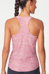 Mitered Singlet (Dusty Mauve)