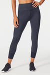 "Trina Ankle 25"" Legging (Black)"