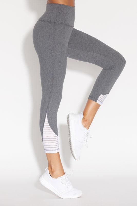 Addison Mid Calf (heather grey)